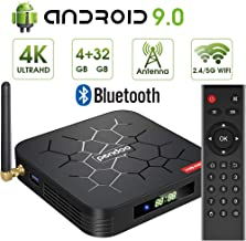 bluetooth remote for android tv box