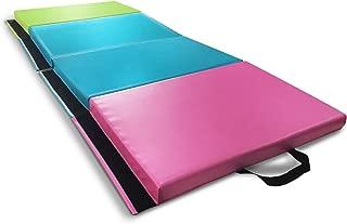 gymnastics rainbow mat
