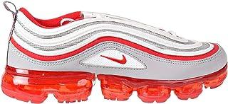 a8a7d7f5c8f7 Nike Air Vapormax  97 Big Kids Shoes Atmosphere Grey University Red  bv1153-002