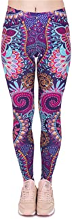 Womens Leggings Work Out Running Power Flex Slim Leggings Yoga Pants