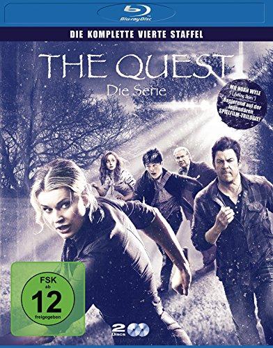 The Quest - Die Serie - Staffel 4 [Blu-ray]