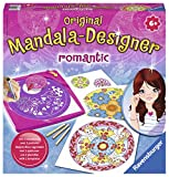 Ravensburger Original Mandala Designer 29871 - Romantic 2-in-1 Midi -