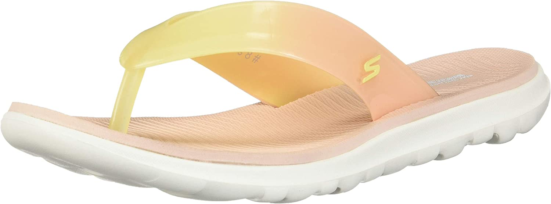 Skechers Womens Nextwave Ultra Flip-Flops