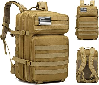 Mochila Táctica Militar Impermeable de 45L para Marcha,