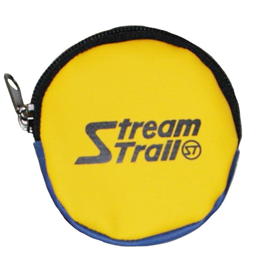 ところで類似性理容師Stream Trail(ストリームトレイル) SD COIN CASE/SD コインケース SAFFRON W85×H85×D25mm