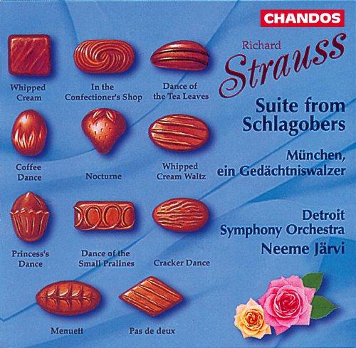 Schlagobers Suite, Trv 243a: VIII. Allgemeiner Tanz. Finale