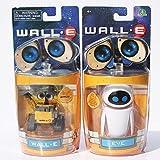 Fantastic Toy Disney Cartoon Movie Wall E (2pcs/Set) - Walle Eve Figure Toys Wall-E Robot Figures Dolls