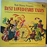 [LP Record] Walt Disney Presents Best Loved Fairy Tales