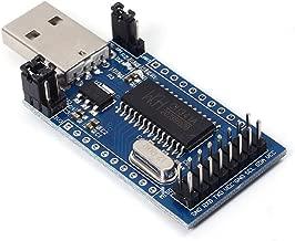 ARCELI CH341A Programmer USB to UART IIC SPI TTL ISP EPP/MEM Convertor Parallel Port Converter Onboard