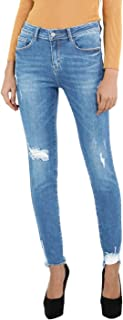 Women's Juniors Timeless Mid-Rise Stretchy Skinny Jeans