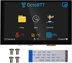 BIGTREETECH PITFT50 V1.0 Graphic Smart Display DSI Interface 5 inch LCD Touch Screen Suitable for Raspberry Pi