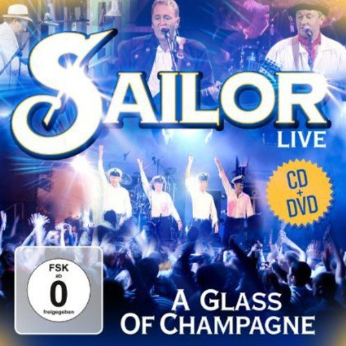 A Glass Of Champagne - Live [CD + DVD]