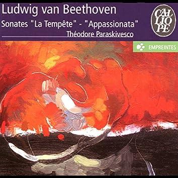 Beethoven: Sonates, Op. 57, 17, 22 & Six Bagatelles, Op. 126