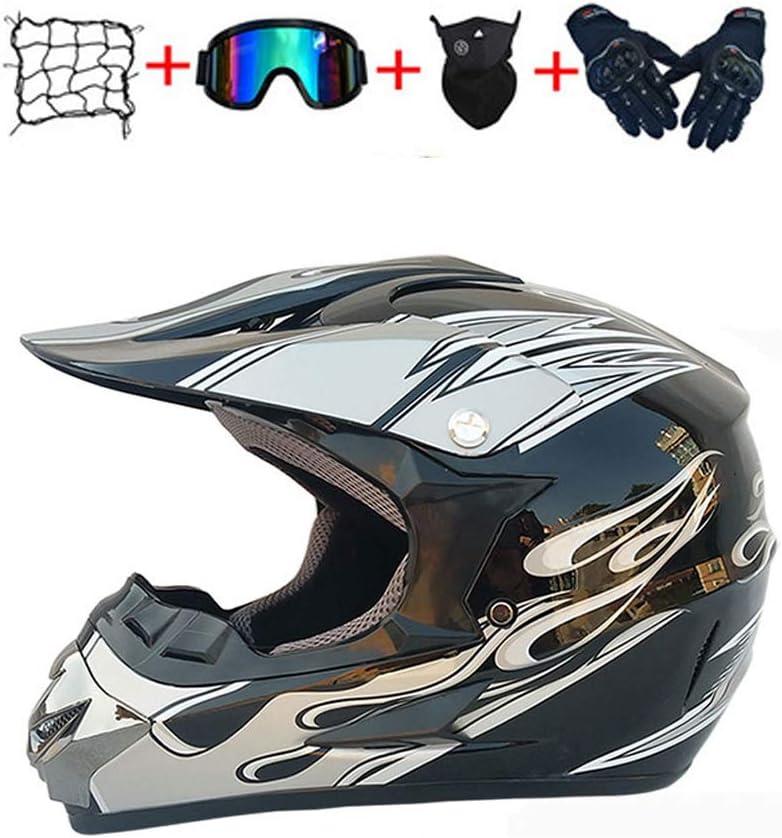 OURLOVE Adult Motocross Helmet 5 Ranking TOP19 New life Unisex Pack