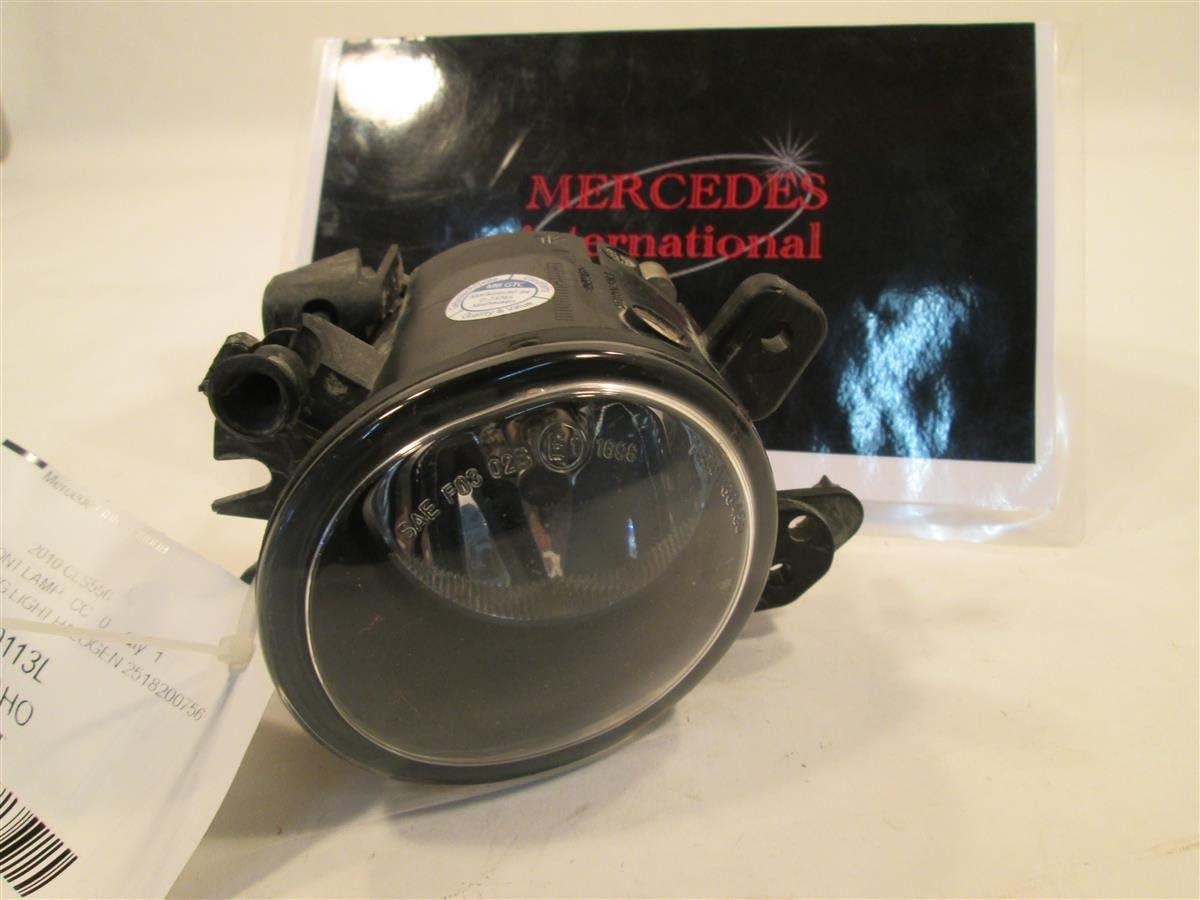 2008 Mercedes-Benz CLS550 LEFT Fog Ranking TOP4 light 2518200756 lamp Cheap bargain