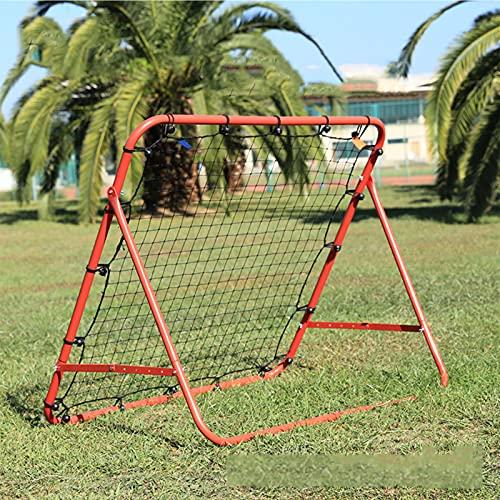 YOLDS Práctica de Golf Net-Football Rebour Net Golf Practice Net Baseball Practice Net Hockey Rebound Net, Fuerte y Duradero sin Nudos, Red de Bola Plegable al Aire Libre