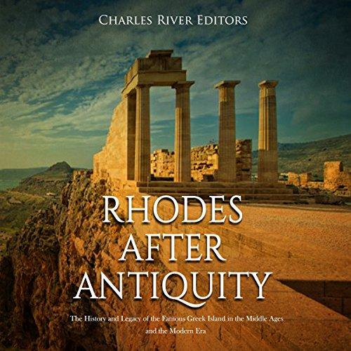 Rhodes After Antiquity Titelbild