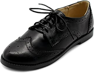 vegan womens brogues