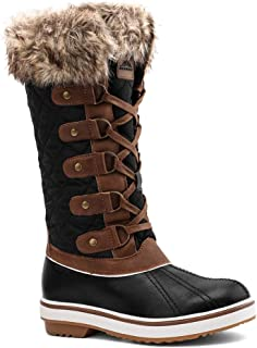 Women's Waterproof Winter Snow Boots