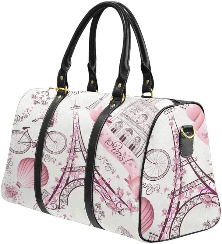 InterestPrint Max 64% 35% OFF OFF Unisex Duffel Bag Weeke Overnight Carry-on