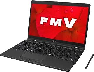 【公式】 富士通 ノートパソコン FMV LIFEBOOK UHシリーズ WU3/D2 (Windows 10 Home/13.3型ワイド液晶 タッチ対応/Core i5/8GBメモリ/約256GB SSD/Office Home and Business 2019/ピクトブラック)AZ_WU3D2_Z211/富士通WEB MART専用モデル