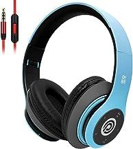 Bluetooth Kopfhörer Kabellose, HiFi Stereo Over Ear Kabellos Kopfhörer mit Mikrofon und..