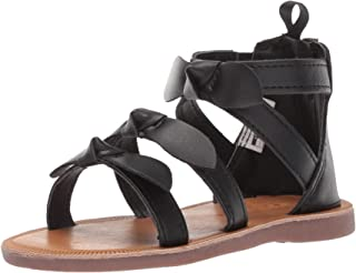 OshKosh B'Gosh Girl's Winona Bow-Accented Strappy Sandal