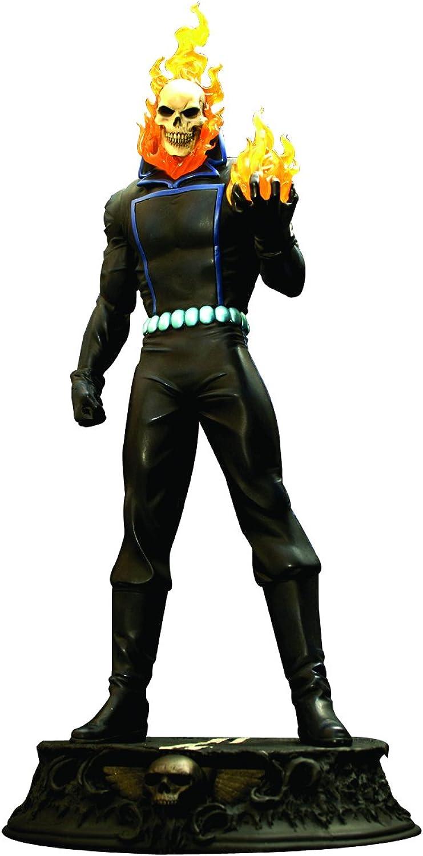 Bowen Designs Ghost Rider  Johnny Blaze Statue