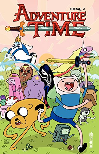Adventure Time - Tome 2