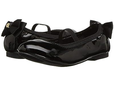 Sam Edelman Kids Felicia Esmerelda (Toddler) (Black Patent) Girls Shoes