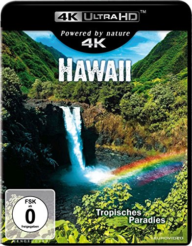 Hawaii (4K Ultra HD) [Blu-ray]