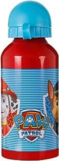 Paw Patrol La Patrulla Canina- Botella cantimplora Aluminio 400 ml (STOR 80735)