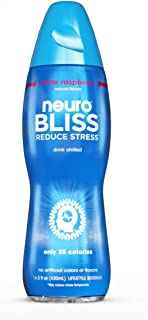 Neuro BLISS White Raspberry, 14.5 Fl Oz (Pack of 12), Package may vary