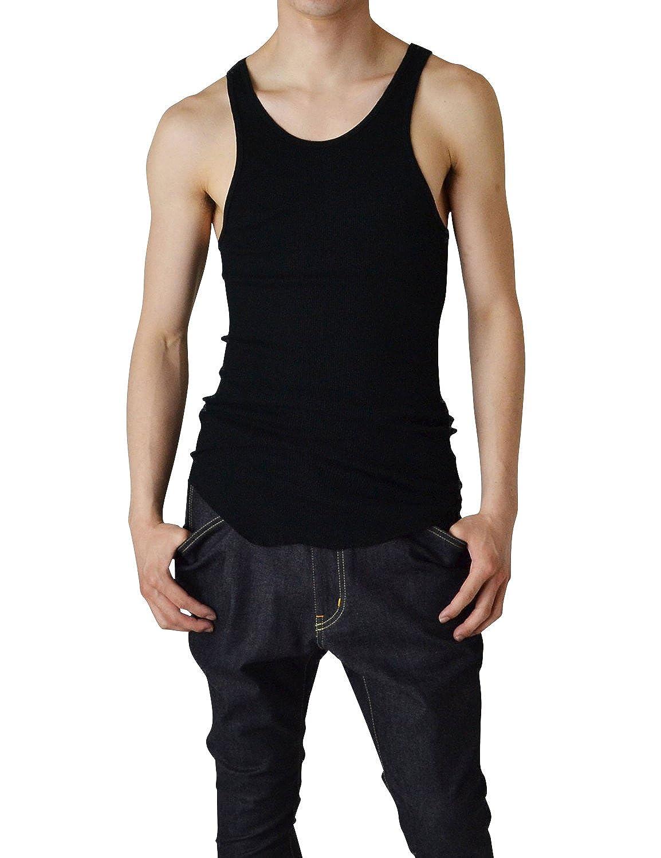 BEN DAVIS ベンデイビス BLACKOUT COLLECTION TANK TOP LONG MADE IN JAPAN ブラックアウト コレクション ロングタンクトップ 日本限定モデル BDB-603