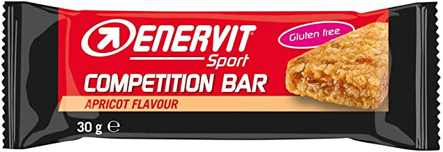 Enervit Sport Competition Bar Apricot 25 x 30g Estimated Price : £ 49,99