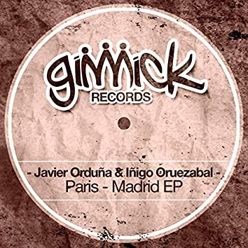 Paris & Madrid EP