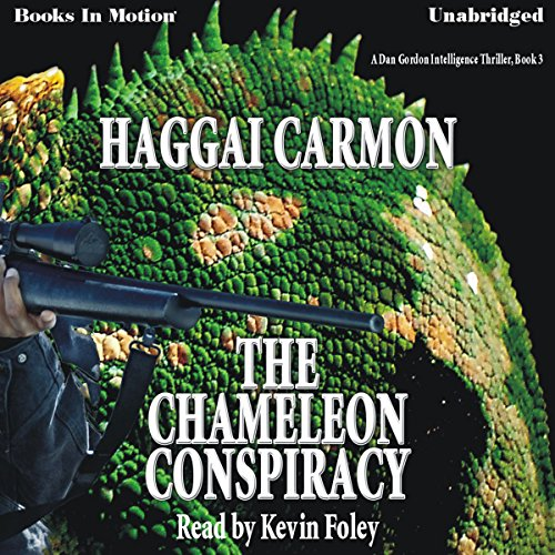 Couverture de The Chameleon Conspiracy