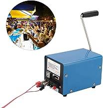 IMSHI High Power Portable Manual Crank Generator - Emergency Camping Survival Outdoor Multifunction Tool