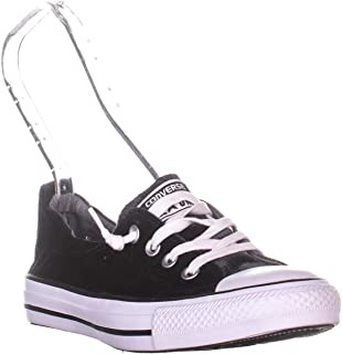 Converse Womens Shoreline Slip Suede Low Top Lace Up Fashion Sneakers