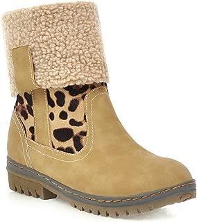 BalaMasa Womens ABS13915 Pu Boots