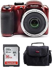 "Kodak PIXPRO AZ252 Point and Shoot Digital Camera with 3""..."