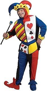 joker playing card costume