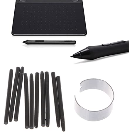 Wacom Ack22211 Set Mit 10 Standard Spitzen Für Pro Pen Computer Zubehör