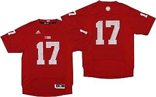 adidas Nebraska Cornhuskers NCAA Red 2017 Official Special Event Jersey Men