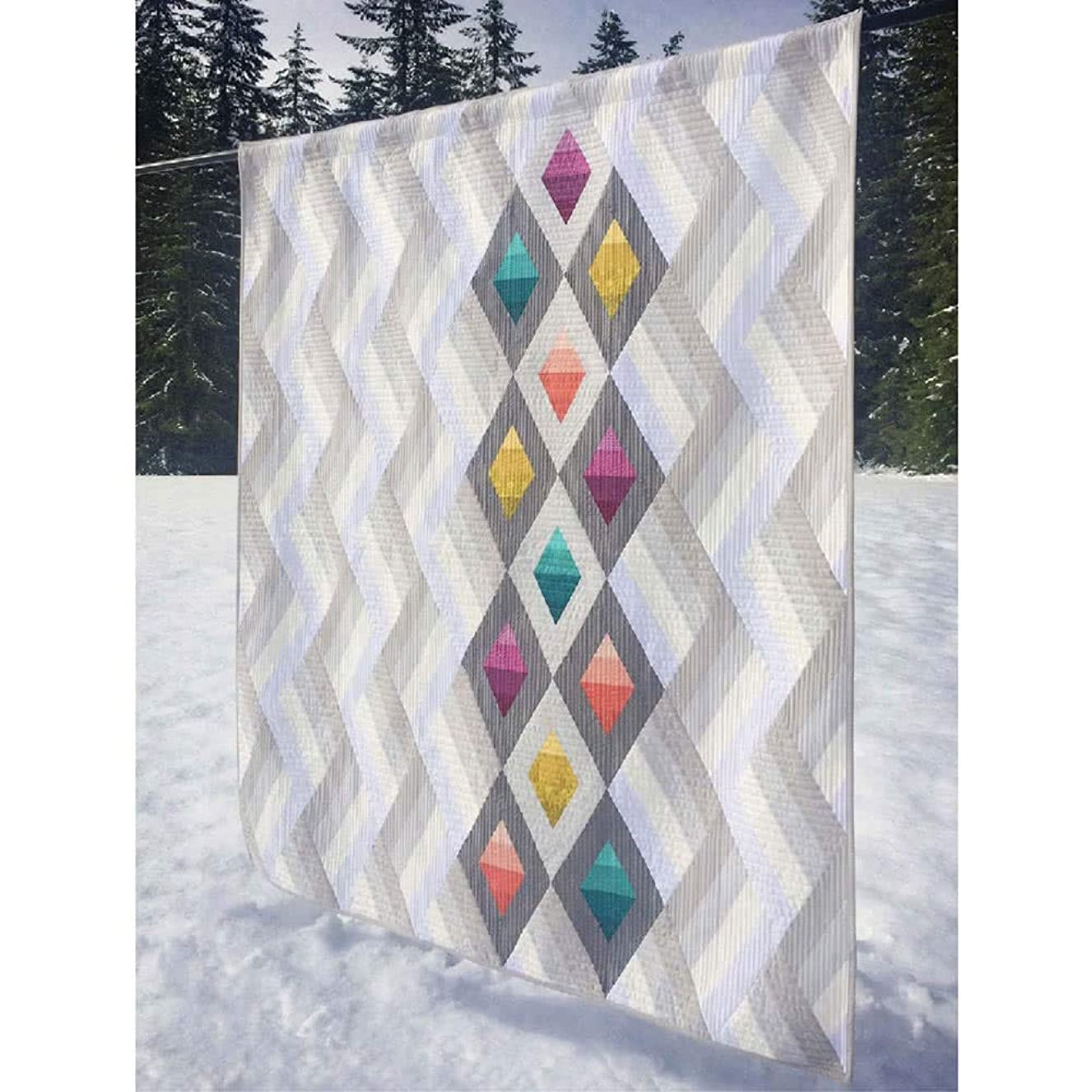 Woven Jewelbox from Cut Loose Press & AQCO - CLPKMS003