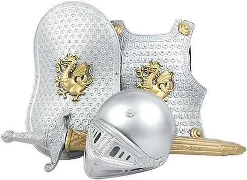 de moda Toyvian Disfraz de Caballero con Armadura de Lujo Lujo Lujo con Traje Entero y Adorno  conveniente