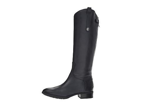 Boot Crust Leather Brown Sam Basto Edelman Riding Crust BlackDark Navy Tumbled Penny Tumbled LeatherOliveRedwood LeatherWhiskey BrownGrey FrostInky Basto wZw4qI