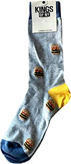 Funny Food Foodie Mens Cotton Socks
