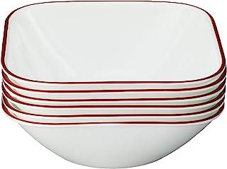 Corelle Square Splendor 22-Ounce Bowl Set (6-Piece)
