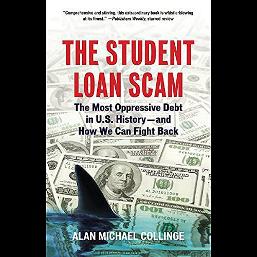 The Student Loan Scam cover art